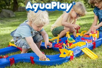 AquaPlay Vattenbanor